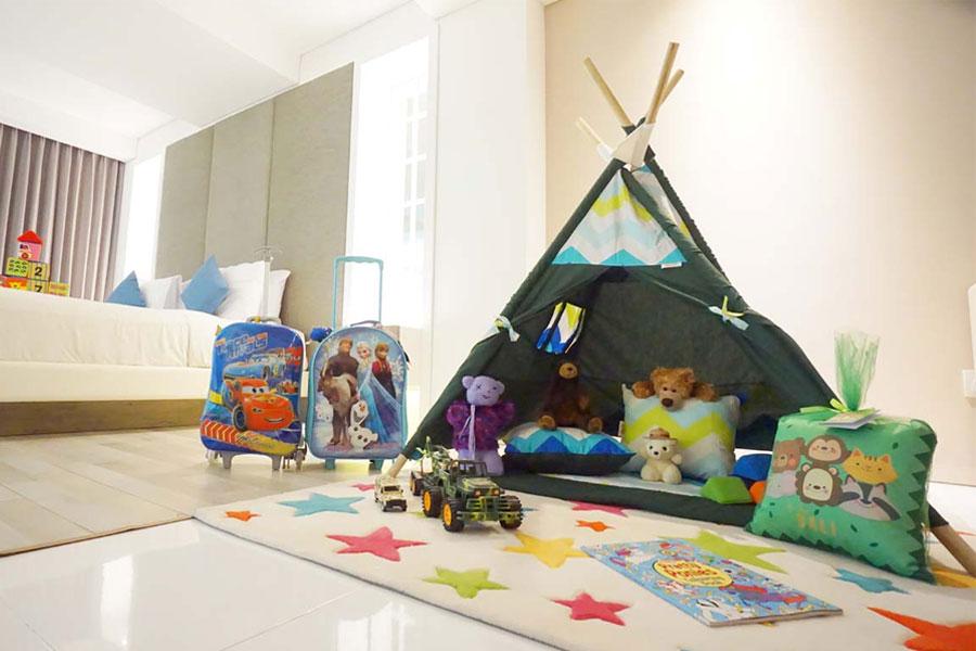 children-tent